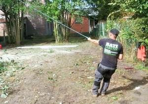 Bati Jardin - Abattage